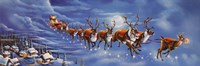 Twas the Night Before Christmas Fine Art Print