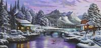 White Christmas Fine Art Print