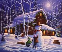 The Joy of Christmas Fine Art Print