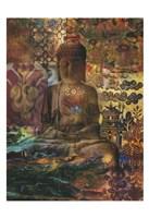 Buddah Zen Fine Art Print