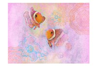 Clownfish Pair Fine Art Print