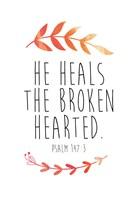 Heal Fine Art Print