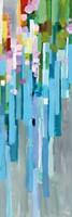 Rainbow of Stripes II Framed Print