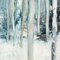 Winter Woods I Fine Art Print