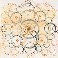 Henna Mandala II Crop Fine Art Print