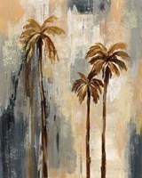 Palm Trees I Framed Print