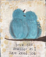 Love One Another Fine Art Print