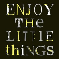 Little Things Fine Art Print