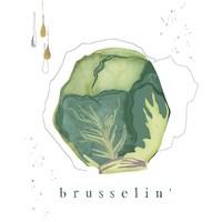 Brussel Fine Art Print