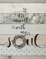 Well With My Soul Fine Art Print