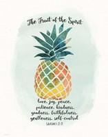 Fruit Spirit Fine Art Print