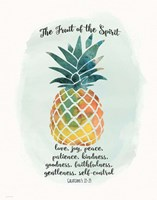 Fruit Spirit Fine Art Print