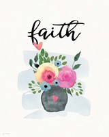 Faith I Fine Art Print