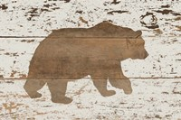 Bear in Reverse Fine Art Print