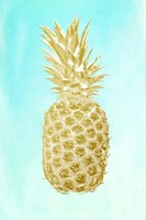 Pineapple Gold Fine Art Print