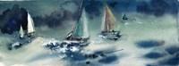 Rough Waters Fine Art Print