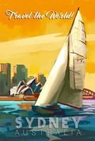 Sydney, Australia Fine Art Print