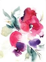 Purple and Pink Fine Art Print