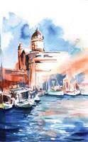 On Fleet Fine Art Print