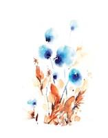 Blues II Fine Art Print