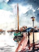 Docked Fine Art Print