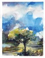 Treescape Fine Art Print