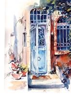 Door Stop Fine Art Print
