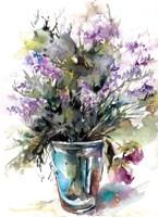 Lavender Still Life Fine Art Print