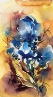 Blue Berries Fine Art Print