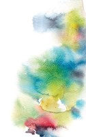 Abstract Watercolor Fine Art Print