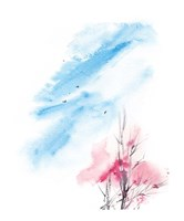 Cherry Tree III Fine Art Print