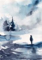 Silhouettes Fine Art Print