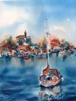 Seascape II Fine Art Print