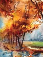 Fall Landscape Fine Art Print