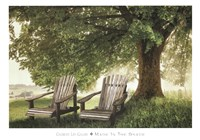 Made In The Shade Fine Art Print