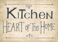 Kitchen Fine Art Print