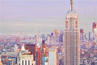 Central Park Top of the Rock Fine Art Print