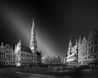 Brussels Lace Fine Art Print