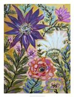 Garden Of Whimsy I Fine Art Print