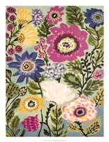 Garden Of Whimsy IV Fine Art Print