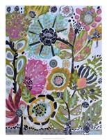 Garden Of Whimsy V Fine Art Print