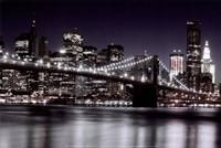 Manhattan Reflections Fine Art Print