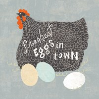 Fresh Eggs II Fine Art Print