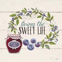 Sweet Life V Fine Art Print