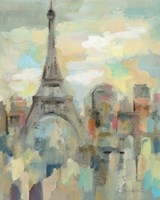 Paris Impression Fine Art Print