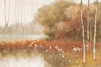 Autumn Midst Fine Art Print