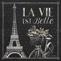 Vive Paris VI Fine Art Print