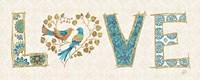 Love Tales VI Framed Print