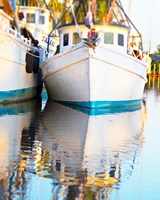 Shrimp Boats Savannah Fine Art Print