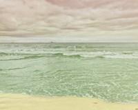Beach Tricolor Fine Art Print